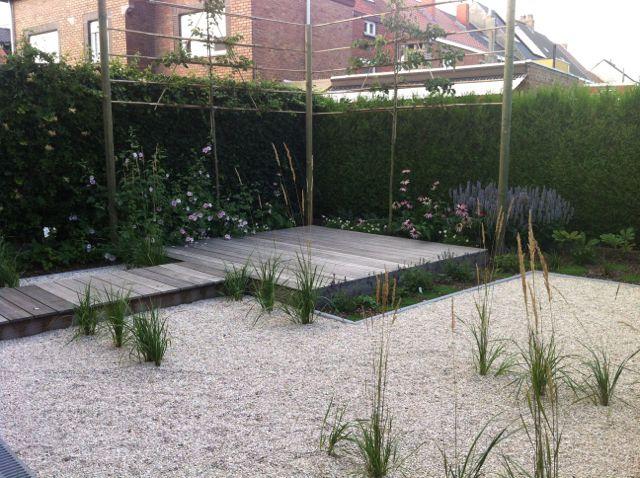 Onderhoudsvriendelijke Tuin Aanleggen : De evolutie de telder tuinen